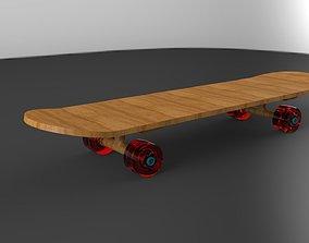 Skate-board 3D