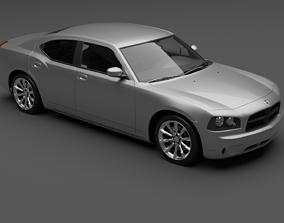 Dodge Charger 2006-2010 3D model