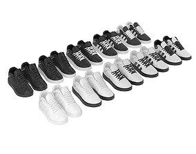 sneakers Sneakers 3D model game-ready