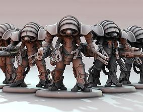 Martian Hastaxii War Covenant 3D print model