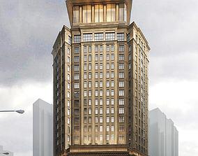 3d building 155