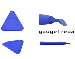 gadget repair kit 3D printable model