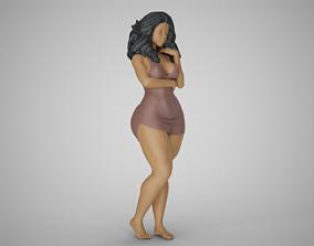3D printable model Tender Girl