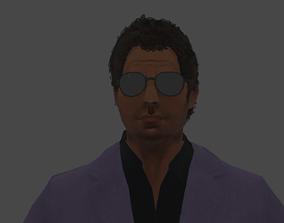 Ken Rosenberg From GTA VC HD 3D asset realtime