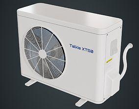 Air Conditioner 4A 3D asset