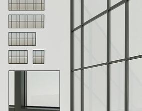 3D asset Panoramic glazing Stained glass 7