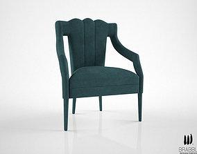 3D Brabbu Cayo armchair