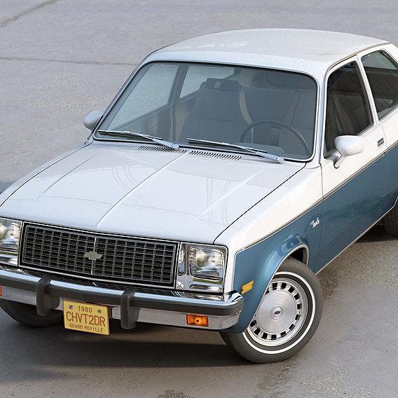 Chevrolet Chevette 1980