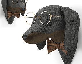 3D Soft Teckel - Ralph