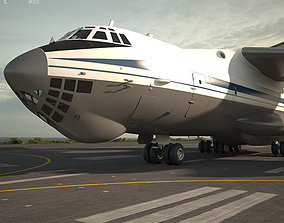 Ilyushin Il 76 3D