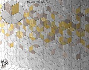 3D Tile TEX by Mutina - set 01