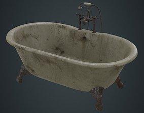3D asset Bath 1B