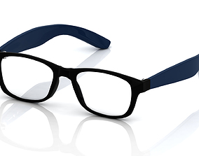 3D print model eye Eyeglasses for Men and Women