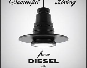 Diesel Tool Sospensione Grande 3D