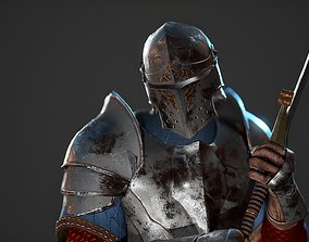 3D asset Armor 10 UPDATED with 3rd skin