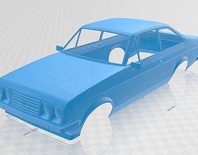 Escort MK2 RS 2000 Printable Body Car