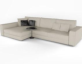 3D model Hamilton sofa