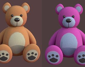 Bear Soft Toy bear 3D model