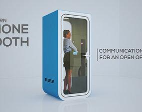 Phone Booth 3D phone