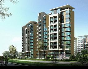 3D model Posh Apartment with Aristocratic Decor