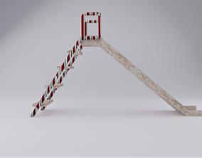 3D model Ricecake Slide