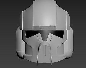 Star War TCW Clone Trooper Pilots Phase 2 3D print model