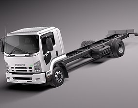 3D model ISUZU F-series 2013