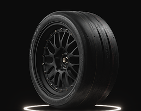 MAXXIS Victra RC-1 Tire Real World Details 3D