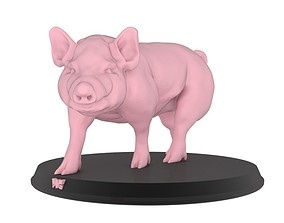 Pig Printable