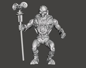 SKELETOR LASER LIGHT MOTU VINTAGE ACTION 3D print model 1