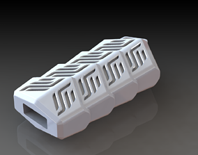USB Key 3D Printed