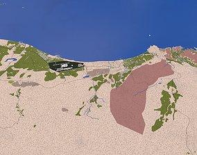 3D asset Muscat City Oman