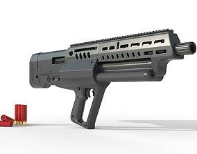 IWI Tavor TS12 3D model
