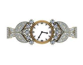 Watch-clock 3dm stl