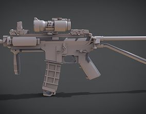 KAC PDW 3D print model