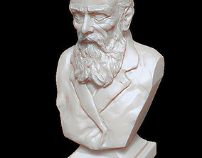 Dostoevskiy 3D print model