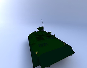 Russian BMP5 Infantry Fighting Vehicle 3D
