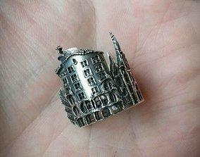 Ring Barcelona 3D printable model