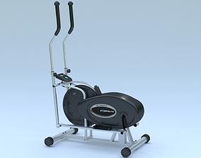 air elliptical orbitrek 3D model