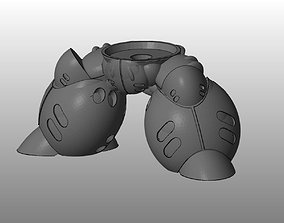 3D print model CHIBI-TECH SD - CERBERUS CHASSIS