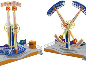 Funfair Rider 3D
