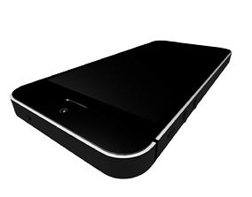 Apple Iphone 5s 3D asset