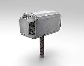 Thor Hammer 3D Print Toy