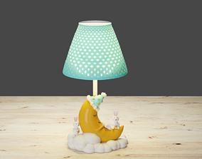 3D model Lovely desk lamp