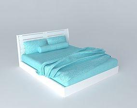 furniture 3D Bed