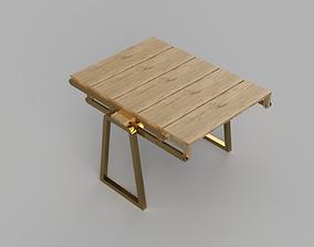 Table to Shelf 3D model