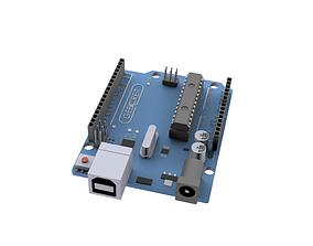 Arduino Uno 3D