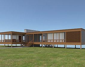 3D House-012 - Summer House