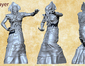 3D printable model Mindflayer 30mm