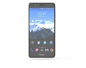 Huawei Honor 8 - Element 3D electronics